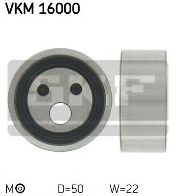 Натяжной ролик, ремень ГРМ SKF арт. VKM16000