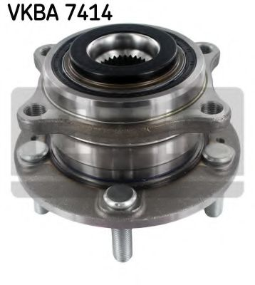 Комплект подшипника ступицы колеса SKF арт. VKBA7414