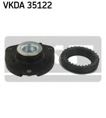 Опора амортизатора гумометалева в комплекті SKF VKDA35122