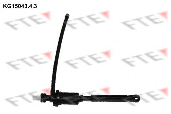 Главный цилиндр, система сцепления FTE арт. KG1504343