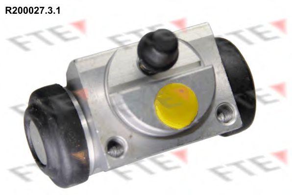 Колесный тормозной цилиндр FTE арт.