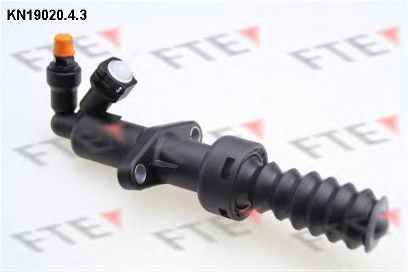 Рабочий цилиндр, система сцепления FTE арт. KN1902043
