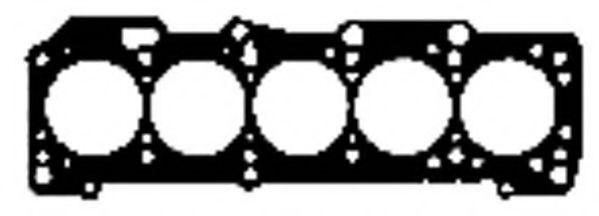 Прокладка, головка цилиндра GOETZE арт.
