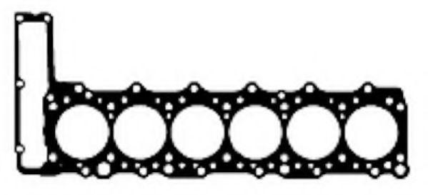 Прокладка, головка цилиндра GOETZE арт. 3002711420