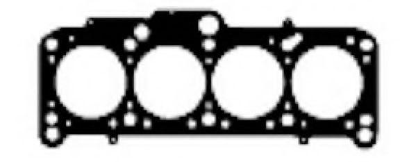 Прокладка, головка цилиндра GOETZE арт. 3002868600