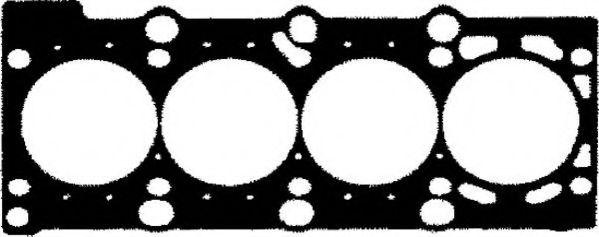 Прокладка, головка цилиндра GOETZE арт. 3002606830