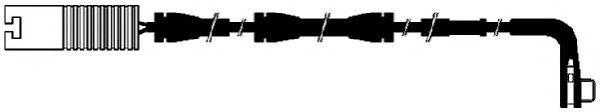 Сигнализатор, износ тормозных колодок FERODO арт.