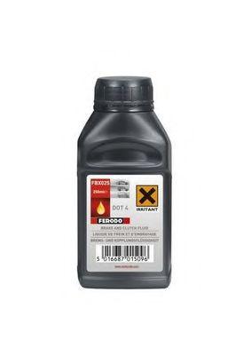 Тормозные жидкости Тормозная жидкость FERODO арт. FBX025