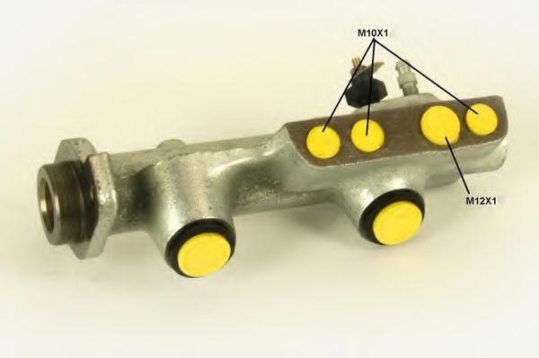 Главный тормозной цилиндр FERODO арт.