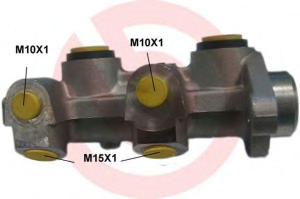 Главный тормозной цилиндр BREMBO арт.
