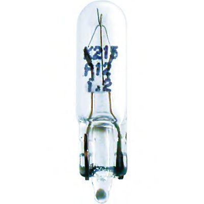 Лампа накаливания, освещение щитка приборов PHILIPS арт. 13516CP