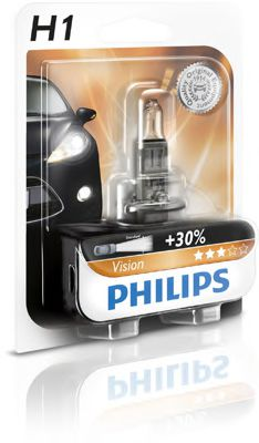 Лампа накаливания, фара дальнего света PHILIPS арт. 12258PRB1