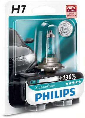 Лампа накаливания, фара дальнего света PHILIPS арт. 12972XVB1