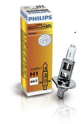 Лампа накаливания, фара дальнего света PHILIPS арт. 12258PRC1