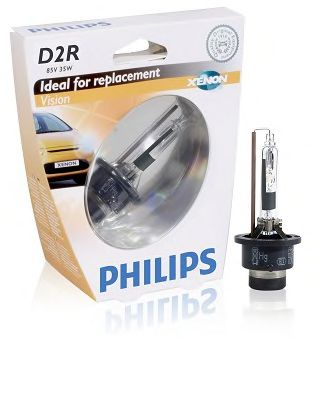 Лампа накаливания, фара дальнего света PHILIPS арт. 85126VIS1
