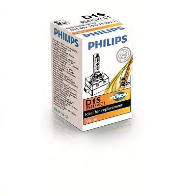 Лампа накаливания, фара дальнего света PHILIPS арт. 85415VIC1