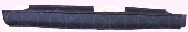 Накладка порога KLOKKERHOLM арт. 6615011