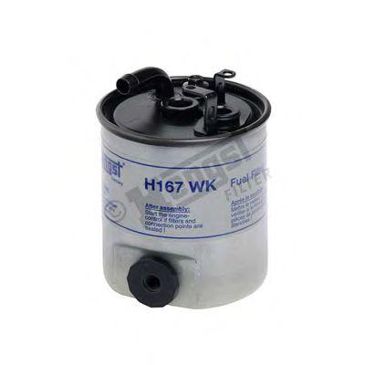 Паливний фільтр Hengst H167WK