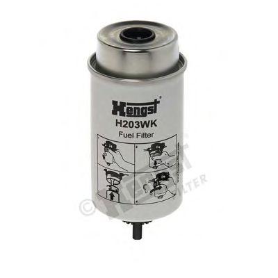 Паливний фільтр Hengst H203WK