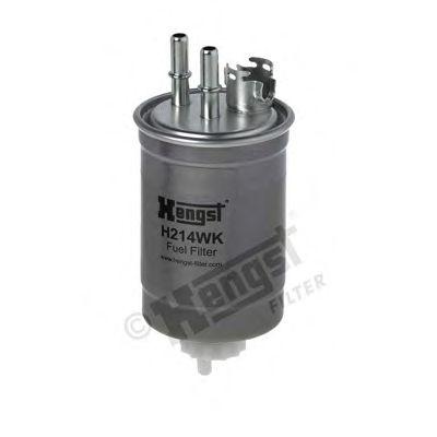 Паливний фільтр Hengst H214WK