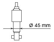 Амортизатор KYB арт. 444102