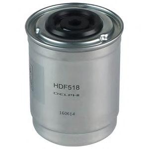 Фільтр паливний DELPHI HDF518