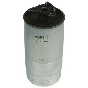 Фільтр паливний DELPHI HDF542