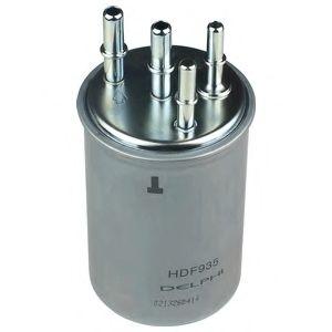 Фильтры топливные Топливный фильтр DELPHI арт. HDF935