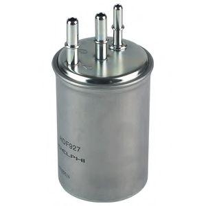 Фильтры топливные Топливный фильтр DELPHI арт. HDF927