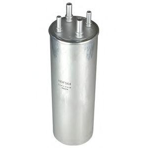 Фильтры топливные Топливный фильтр DELPHI арт. HDF564