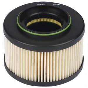 Фильтры топливные Топливный фильтр DELPHI арт. HDF607