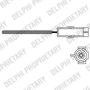 Лямбда-зонд DELPHI арт. ES1096612B1