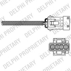 Лямбда-зонд DELPHI арт. ES2027212B1