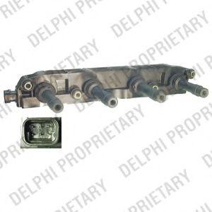 Котушка запалювання DELPHI CE1000012B1
