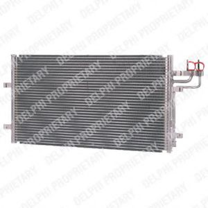 Конденсатор, кондиционер DELPHI арт. TSP0225520