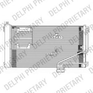 Конденсатор, кондиционер DELPHI - TSP0225610