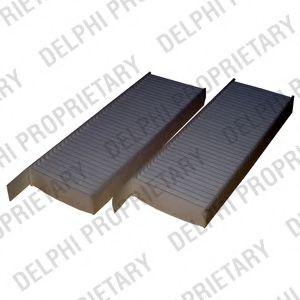Фильтр, воздух во внутренном пространстве DELPHI арт.