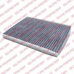 Фильтры прочие Фильтр, воздух во внутренном пространстве DELPHI арт.