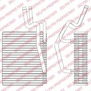 Испаритель, кондиционер DELPHI арт. TSP0525204