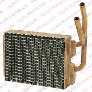 Радіатор пічки DELPHI TSP0525542