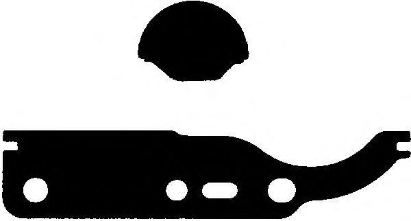 Прокладка, натяжное приспособление цепи привода REINZ арт. 153436401