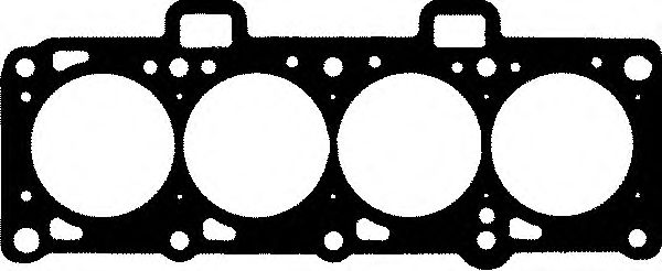 Прокладка ГБЦ Ваз 2110 Victor Reinz  REINZ арт. 613666000