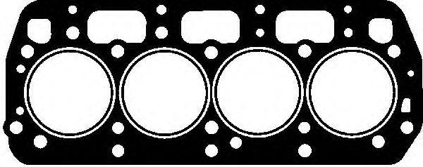 Прокладка, головка цилиндра REINZ арт. 612718010
