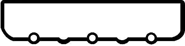 Прокладка, крышка головки цилиндра REINZ арт. 712628430