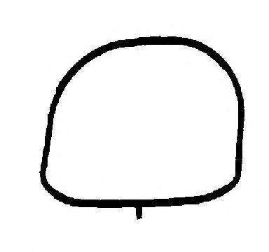 Прокладка, впускной коллектор REINZ арт. 713553700