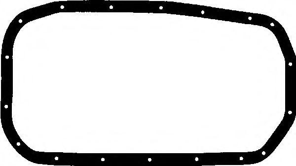 Прокладка, маслянный поддон REINZ арт. 715222300