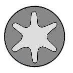 Болт ГБЦ Лачетти 1.8/Каптива 2.4/Нубира 1.8-2.0/Эванда 2.0 (Комплект) Victor Reinz  REINZ арт. 143210401