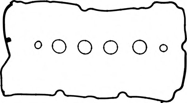 Комплект прокладок, крышка головки цилиндра Victor Reinz - 153763301