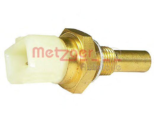Датчик, температура охлаждающей жидкости METZGER арт.