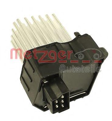 Блок управления, отопление / вентиляция METZGER арт. 0917017